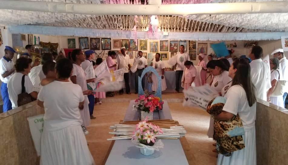 Comunidade Quilombola de Guaçuí comemora Dia da Abolição