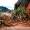 Chuvas danificam estradas de Guaçuí