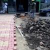 Faixas elevadas de pedestres são construídas em Guaçuí